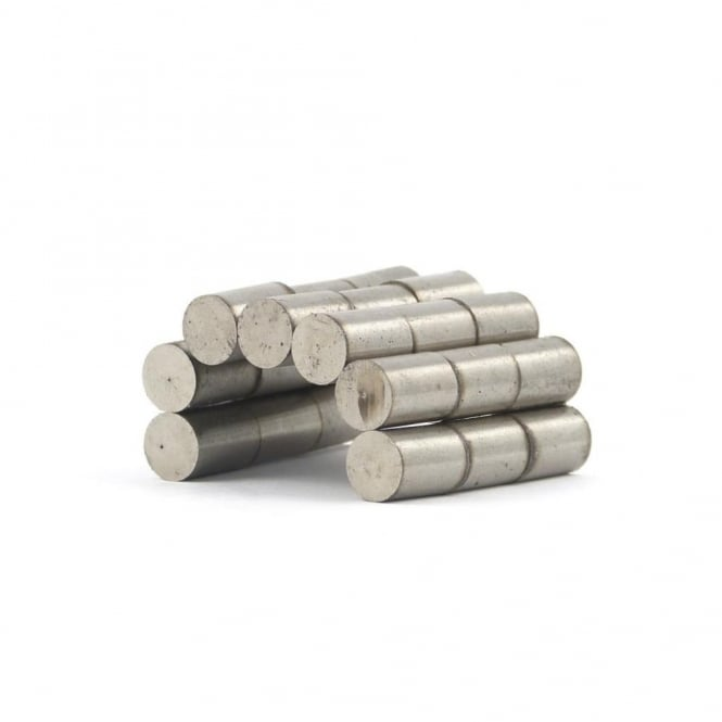 "Guy's Magnets 1/4"" x 3/8"" (6.35x9.525mm) Alnico 5 rod"