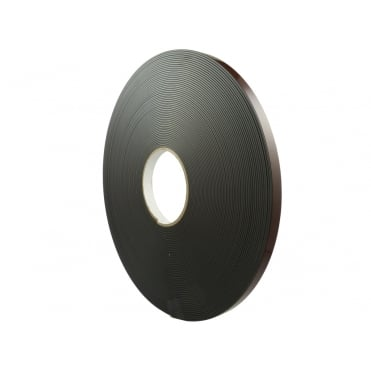 12.5mm wide flexible self adhesive magnetic strip 30 metre reel - A form