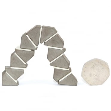 18.5mm Triangle holding magnet N45M grade
