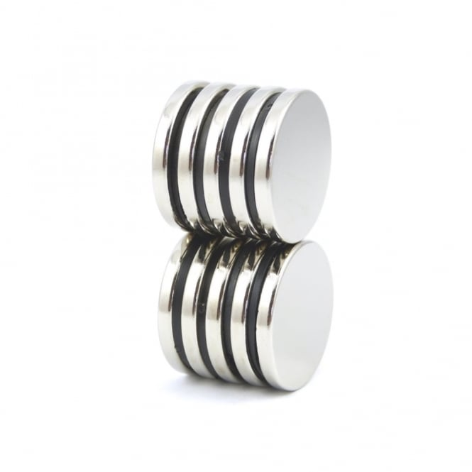 Guy's Magnets 20 mm x 3 mm N52 high grade neodymium disk