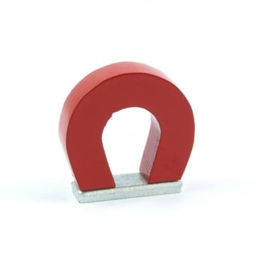 29 mm x 25 mm x 8 mm alnico horseshoe