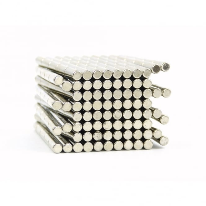 Guy's Magnets 3 mm x 8 mm N52 neodymium rod