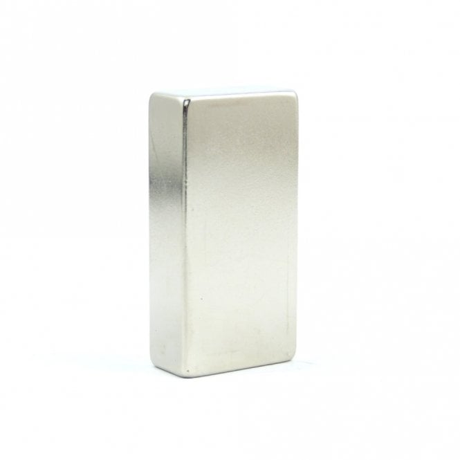 Guy's Magnets 40 mm x 20 mm x 10 mm N42 neodymium block