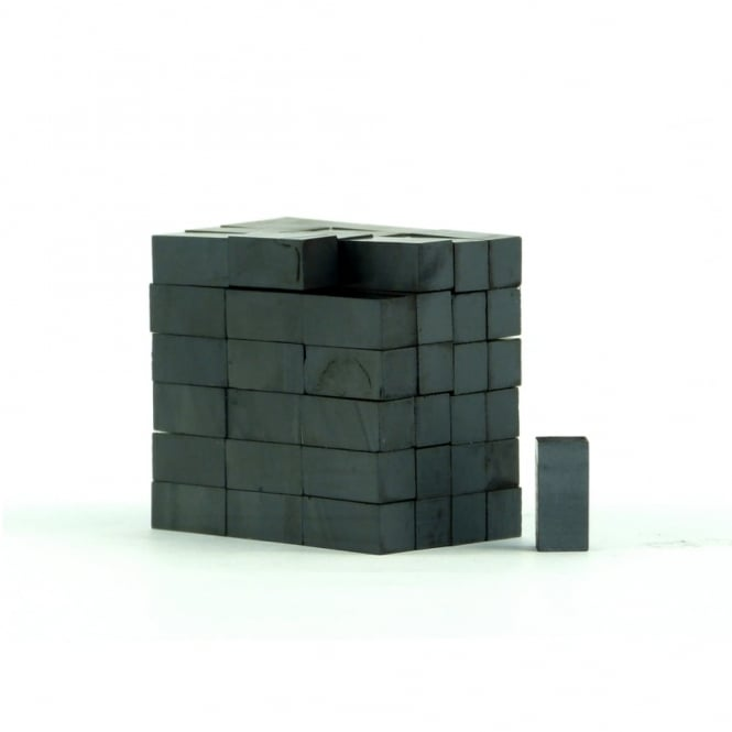 Guy's Magnets 5.5 mm x 5.5 mm x 12 mm C8 ferrite block