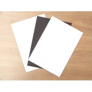 5 Sheets A4 size Magnetic Paper gloss finish