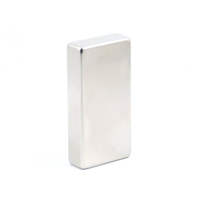 Guy's Magnets 50 mm x 25 mm x 10 mm neodymium block