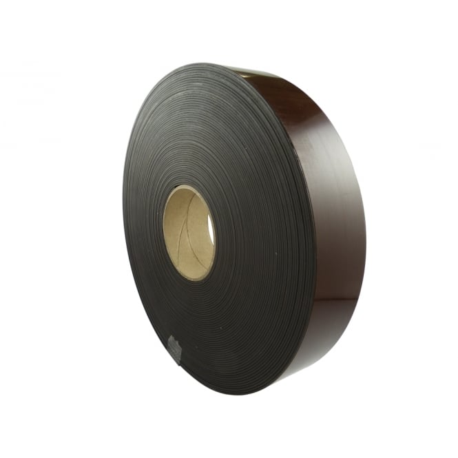 Guy's Magnets 50mm wide flexible self adhesive magnetic strip 30 metre reel