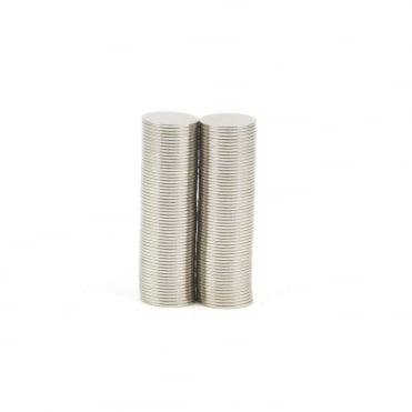 9 mm x 0.5 mm N52 high grade neodymium disks