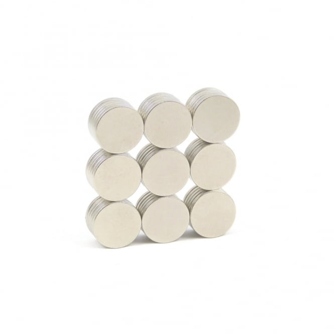 Guy's Magnets 9 mm x 1 mm N52 high grade neodymium disk
