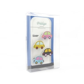Car Fridge Magnets - box of 4