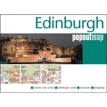 Edinburgh PopOut Map (Single)