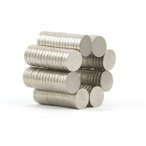 10 mm x 2 mm N38 grade disk- PACK OF 100