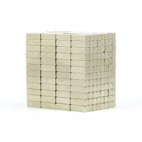 12 mm x 4 mm x 4 mm N38 grade block - PACK OF 50