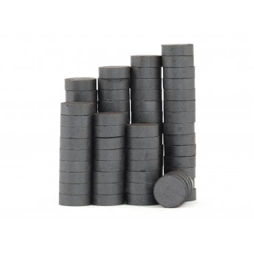 12 mm x 4mm C8 disk  - PACK OF 100