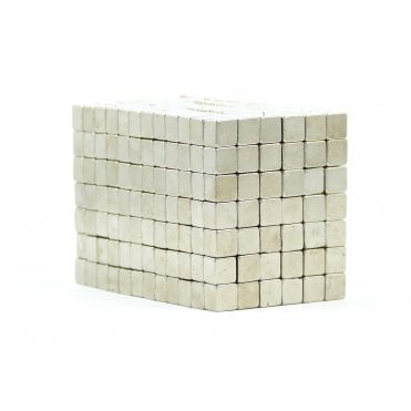 5 mm x 5 mm x 4 mm N38 grade block - PACK OF 25