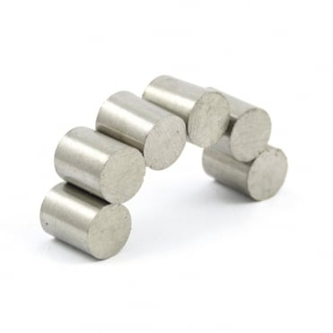 12 mm x 15 mm alnico rod magnet
