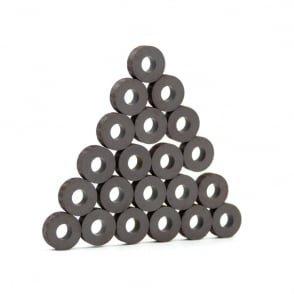 12 mm x 5.13 mm x 4 mm C1 16-Pole ferrite ring