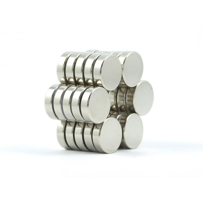 Guy's Magnets 15 mm x 4 mm neodymium disk
