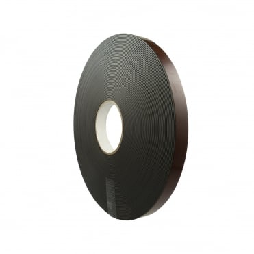 20mm wide flexible self adhesive magnetic strip - 30 metre reel