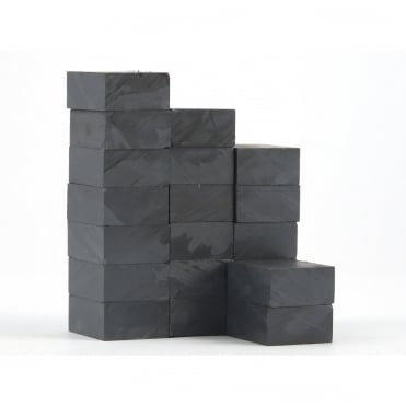 24mm x 19mm x 10mm C8 ceramic ferrite block