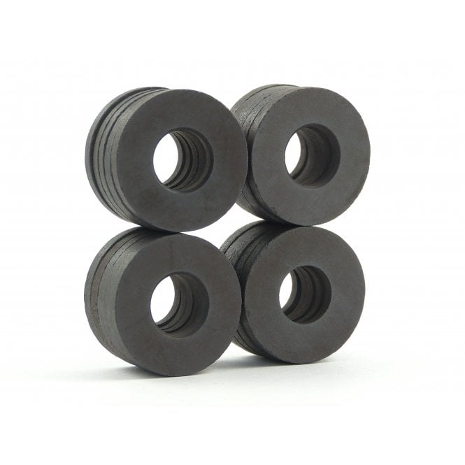 Guy's Magnets 28.8mm x 12mm x 3.15mm C1 ferrite rings