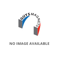3 mm x 3 mm x 1 mm Tin plated neodymium block