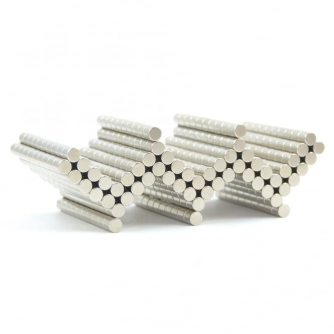 Guy's Magnets 4 mm x 4 mm neodymium rod