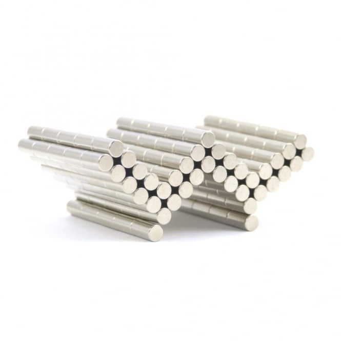 Guy's Magnets 4 mm x 8 mm neodymium rod