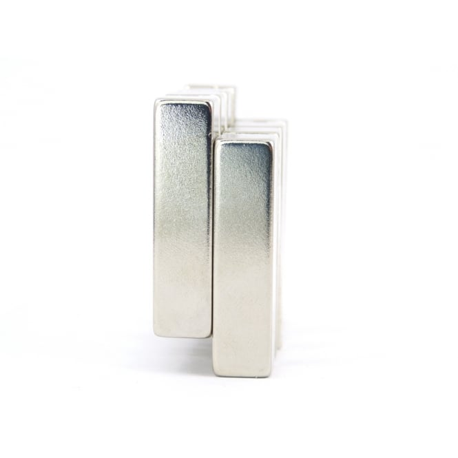 Guy's Magnets 40 mm x 10 mm x 10 mm N42 neodymium block