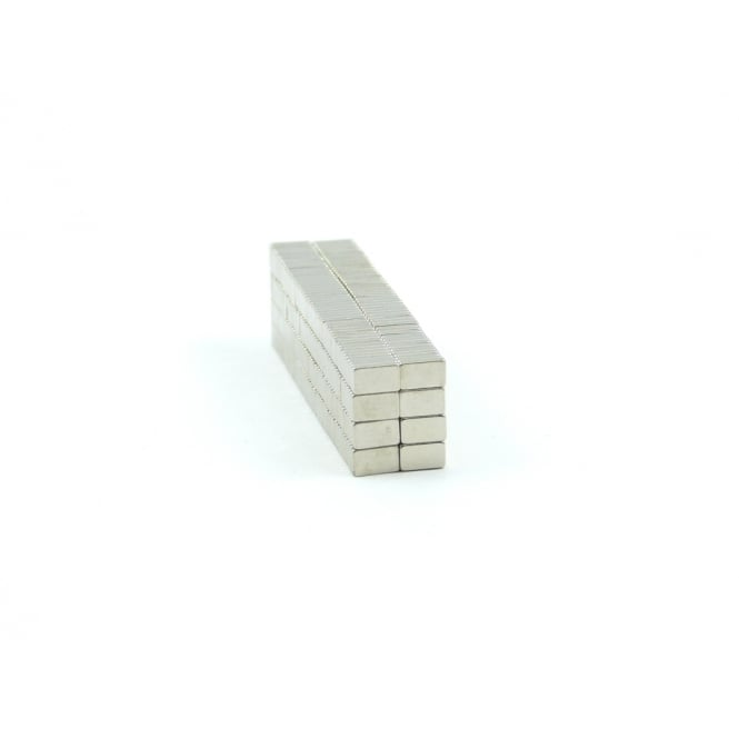 Guy's Magnets 5 mm x 3 mm x 1 mm neodymium block