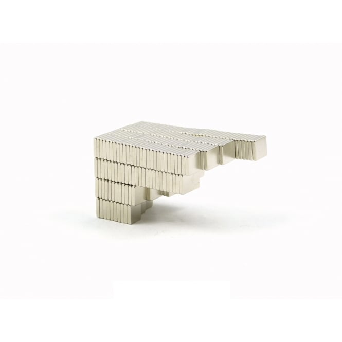 Guy's Magnets 5 mm x 5 mm x 1 mm neodymium block