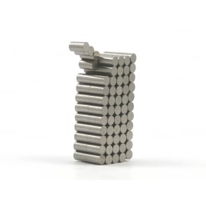 5 mm x 9 mm alnico rod