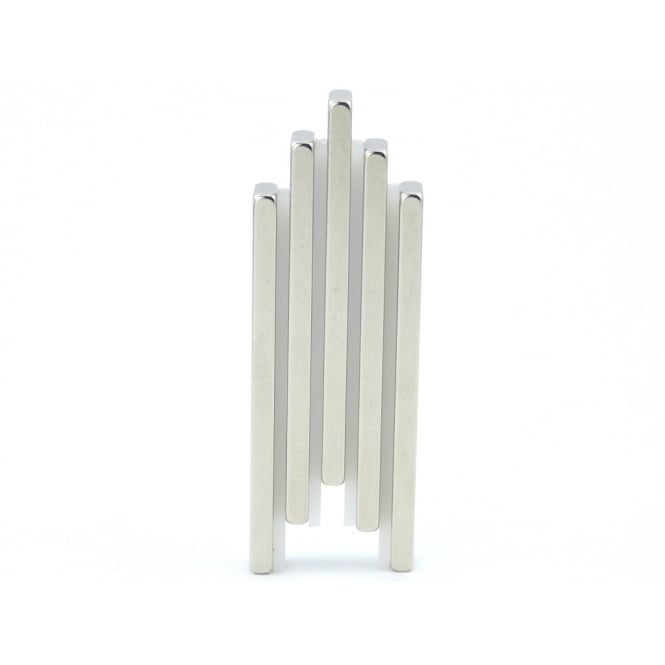 Guy's Magnets 50 mm x 6 mm x 3 mm N52 high grade neodymium block