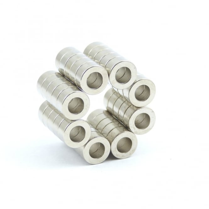 Guy's Magnets 8 mm x 4.5 mm x 3.5 mm neodymium ring